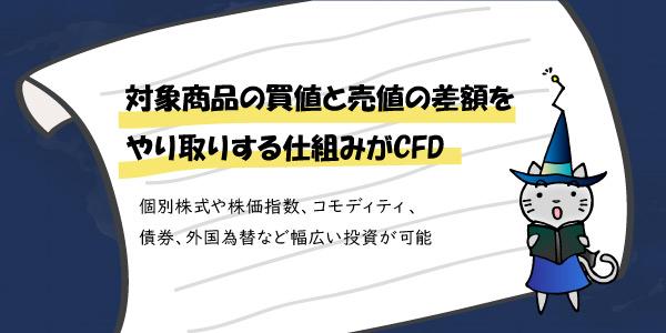 CFDについてのアイキャッチ画像