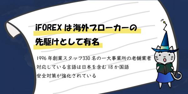 iFOREXの取扱仮想通貨のアイキャッチ画像